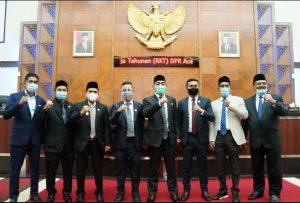 Politisi Muda Partai Aceh Sulaiman SE. Di Tetapkan Sebagai Ketua BKD DPR Aceh