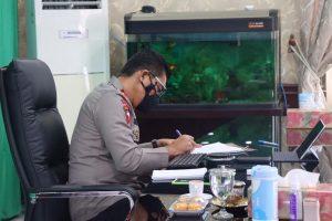 Mewakili Kapolri, Kapolda Aceh Irjen Pol Drs. Wahyu Widada, Isi Kegiatan Seminar Nasional Melalui Zoom