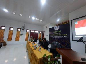ISBI Aceh Gelar Yudisium 39 Calon S1, Ini Jurusannya.