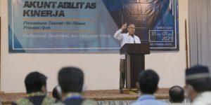 Sekda Minta PDAM di Aceh Tingkatkan Kinerja