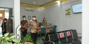 Sekda Aceh: BAS Terus Berinovasi, Demi Kenyamanan Nasabah