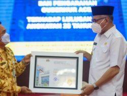 Pemerintah Aceh Terima BKN Award 2021