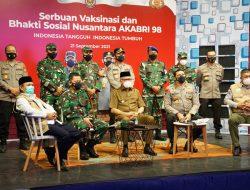 Strategi Forkopimda Aceh Untuk Meningkatkan Persentase Vaksinasi