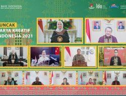 Karya Kreatif Indonesia (KKI) 2021 Dorong UMKM Terus Bangkit dan Optimis