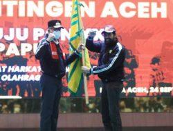 Gubernur Lepas Kontingen Aceh Menuju PON