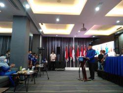 Nova Ajak Kader Demokrat Kompak dan Tingkat Kepercayaan Kepada Masyarakat