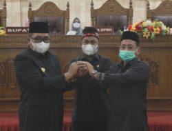 """Bupati Aceh Barat hadiri penutupan rapat paripurna ke-V masa sidang ke-III DPRK Aceh Barat"