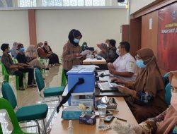 Vaksinasi Massal Pemerintah Aceh Kini Capai 80.164 Orang