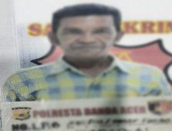 """""""Terbukti Perkosa Anak di Semak Kuburan Cina Mata Ie, Pria 46 Tahun Dihukum 15 Tahun Penjara di Aceh Besar"""