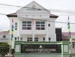 Kejari Aceh Besar Tetapkan Tiga Tersangka Dugaan Korupsi Proyek Jetty Kuala Krueng Peudeng Lhoong